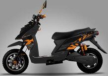 KSR Moto TTX e-Scooter
