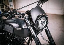 Brixton Motorcycles BX 125 X Scrambler EFI (2017 - 19)
