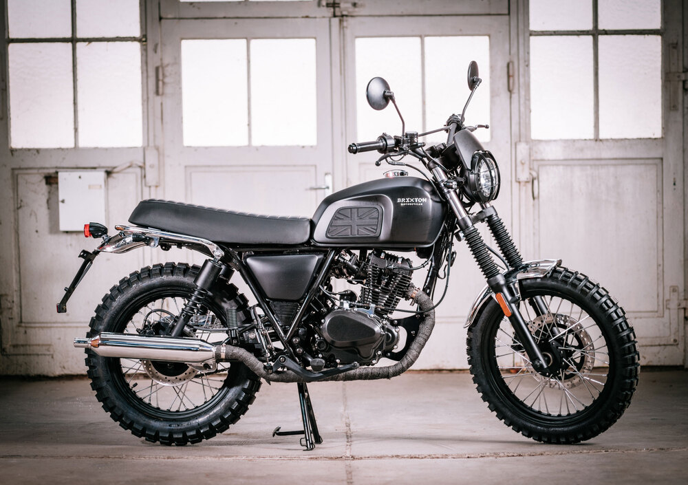brixton motorcycles bx 125 scrambler efi 2017 18 prezzo e scheda tecnica. Black Bedroom Furniture Sets. Home Design Ideas