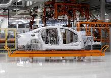 Nuova Audi A8: un telaio, quattro materiali [Video]