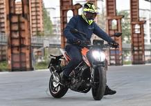 KTM 125 Duke 2017. Accende la passione