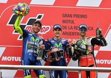MotoGP 2017. Le pagelle del GP d'Argentina 2017