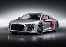 """Audi R8 """"Audi Sport"""" Edition, un modello speciale per celebrare le vittorie in pista"""