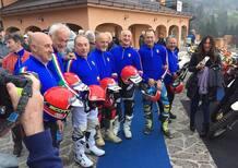Onore al Capitano Augusto Taiocchi, splendida giornata di sport e amicizia