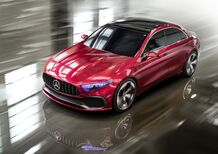 Mercedes Concept A Sedan, arrivano le nuove compatte [Video]
