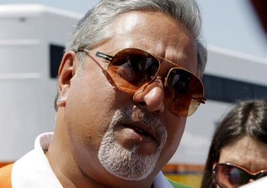 Bufera su Force India: arrestato Vijay Mallya