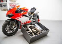 Ducati Superleggera: dietro le quinte