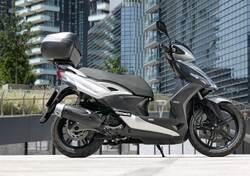 Kymco Agility 125i R16 + (2016 - 17) nuova