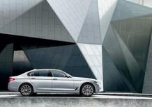 BMW serie 5 LWB, passo lungo per il mercato cinese