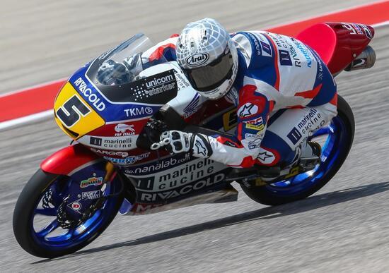 Moto3. Fenati vince il GP delle Americhe 2017