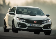 Honda Civic Type R, nuovo record al Nurburgring [video]