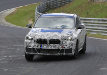 BMW X2 M, rendering