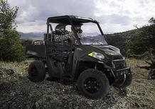 Polaris Ranger 570 E 4x4 EFI (2015 - 19)
