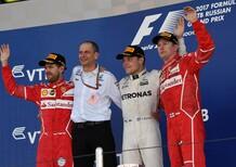 F1, GP Russia 2017: le pagelle di Sochi