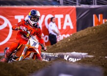 AMA Supercross, round 16: East Rutherford