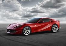 Ferrari, niente turbo per il V12. Parola di Marchionne