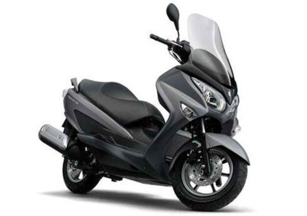 Suzuki Burgman 200 (2017 - 19) (2)