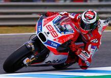 MotoGP 2017. I commenti dei piloti dopo le prove a Jerez