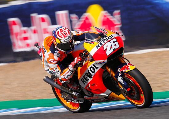 MotoGP 2017. Pedrosa conquista la pole del GP di Spagna